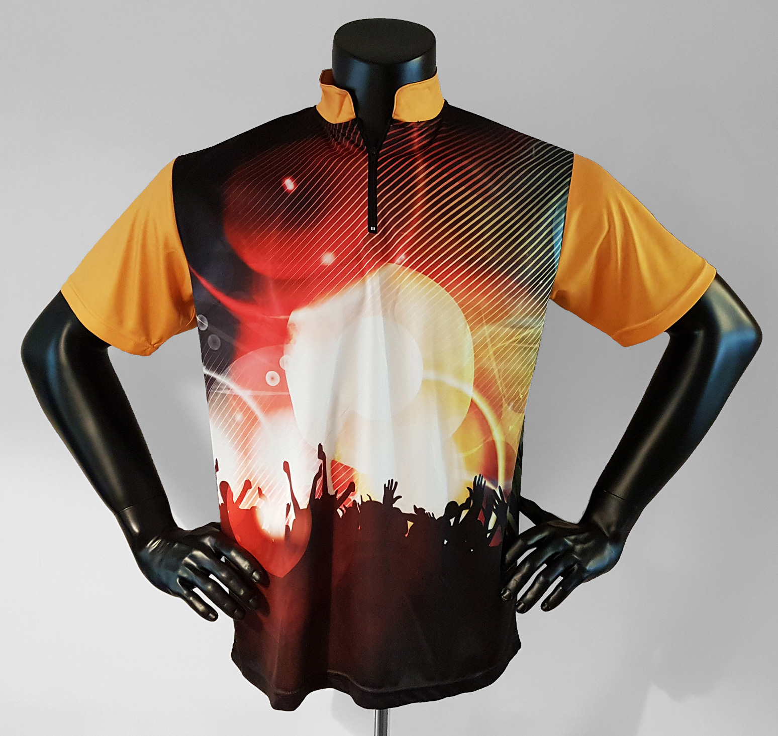 A Vibrantly Colored Rift Jersey